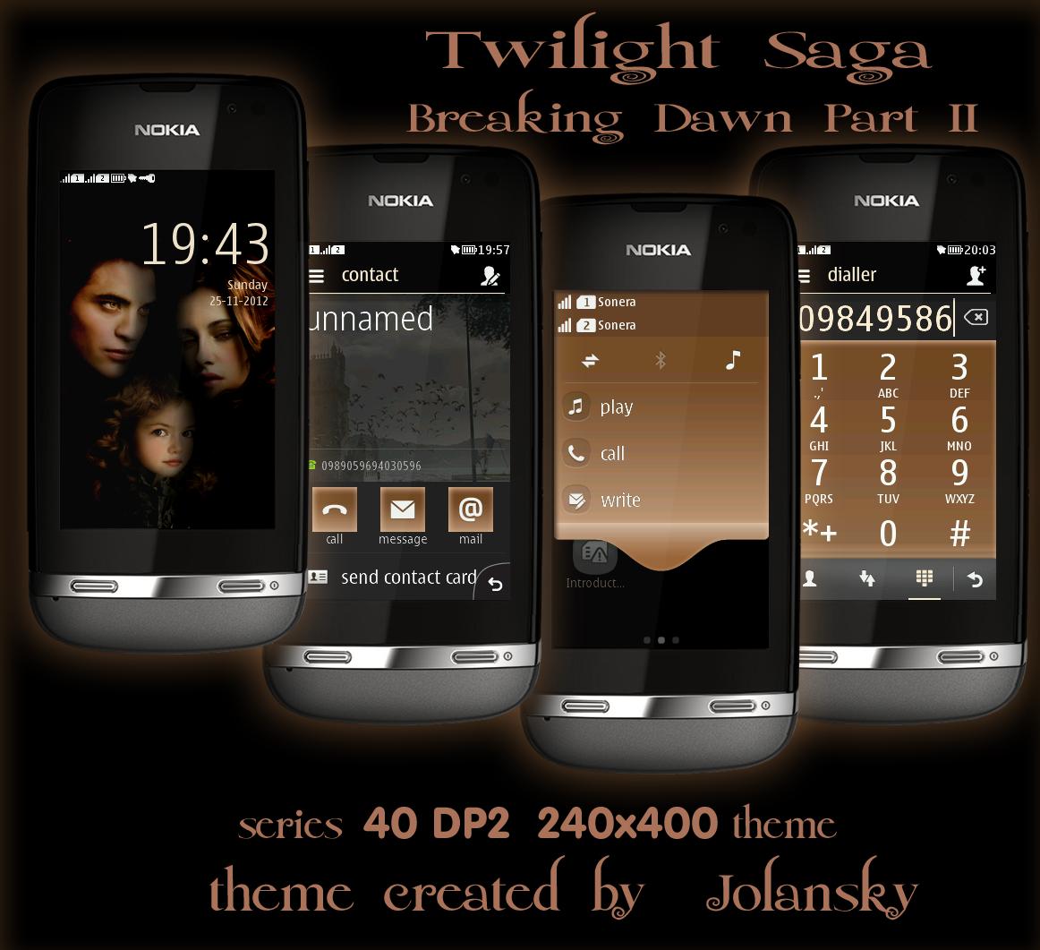 Facebook for nokia asha 305 mobile9